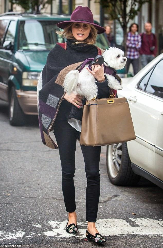 Olivia Palermo Stree style octobre 2014 - 4